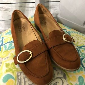 Naturalizer Brown Loafers size 7.5